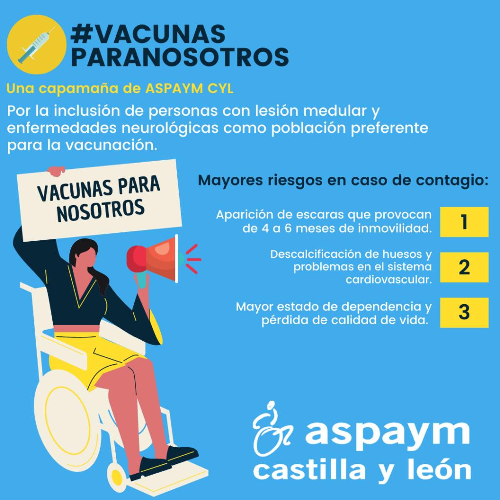 Creatividad campaña vacunacion