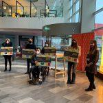 RÍO Shopping entrega la recaudación de sus Puntos solidarios por valor de más de 2.500 euros