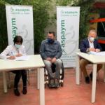 ASPAYM Castilla y León y LEROY MERLIN VALLADOLID adaptan los hogares de mayores, niños y personas con discapacidad