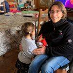Rocio, socia de ASPAYM CYL y madre con discapacidad