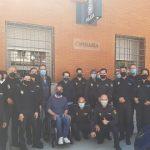 ASPAYM Castilla y León participa en una jornada de sensibilización con la Policía Nacional de Ávila