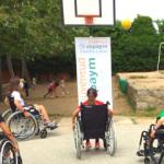 """ASPAYM Castilla y León sensibiliza a los jóvenes abulenses con una jornada sobre """"Deporte y Discapacidad"""""""