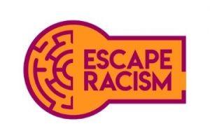 Logo del proyecto europeo Escape Racism
