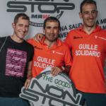 Guillermo y Agustín afrontan du segundo reto solidario a favor de ASPAYM CYL