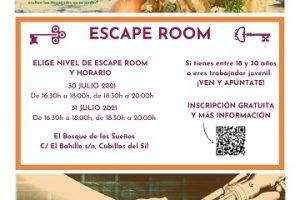Cartel Scape Room