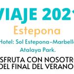 Viaje 2021 de ASPAYM Castilla y León