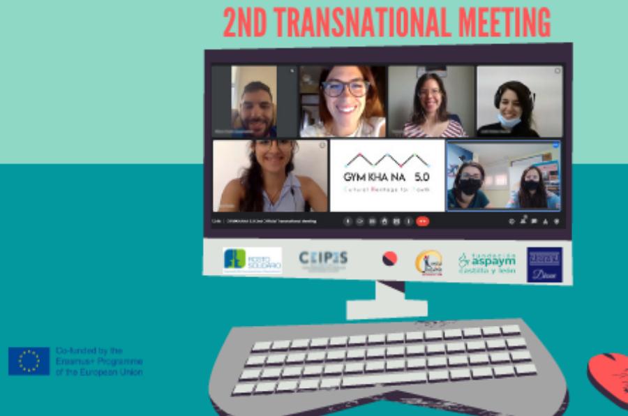 Segunda reunión transnacional del proyecto europeo Gymkhana