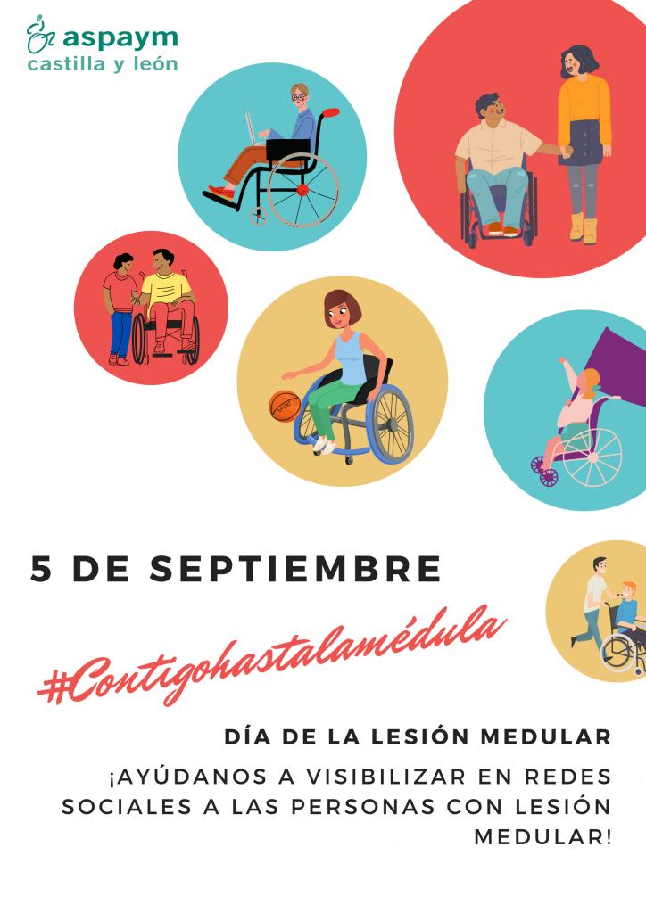 Cartel Día Lesión Medular
