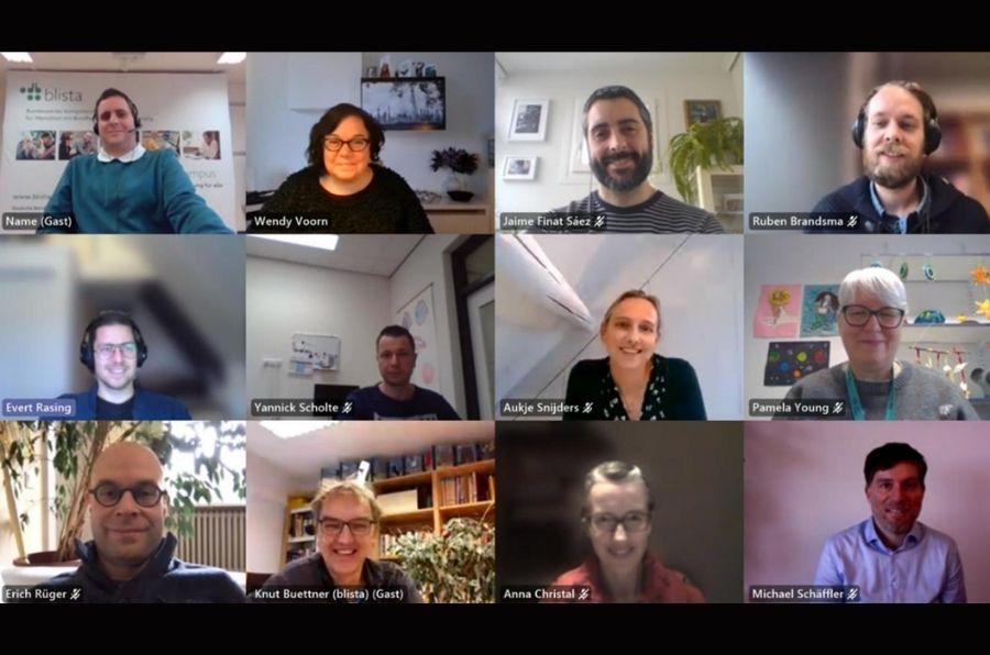 Primera reunión del proyecto financiado por Erasmus Plus 3D4VIP