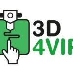 Primera reunión del proyecto 3D4VIP, cofinanciado por Erasmus Plus