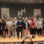 La delegación de ASPAYM Castilla y León en Ávila recibe 4.000 euros de CaixaBank y Fundación Ávila